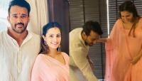Is Anita Hassanandani Pregnant? Fans Speculate As Hubby Rohit Reddy Posts Magic Trick Video With Her