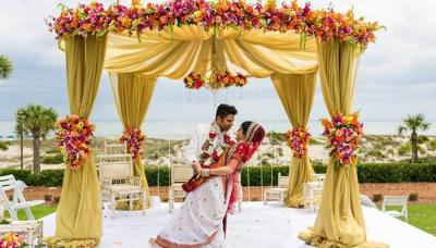 10 Stunning Stage Decor Ideas For Indian Weddings This Season