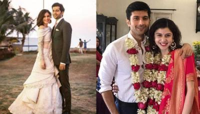Yours Sherry Shroff And Vaibhav Talwar Are Finally Married The Pictures Gorgeous