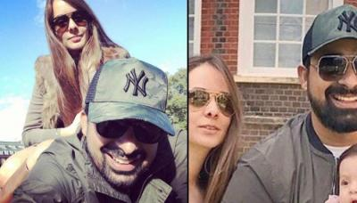 Rannvijay Singha Shares The First Ever Pic Of His 10-Month-Old Baby And She Is So Cute