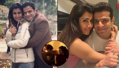 Karan Patel Shares Adorable Pictures With Wife Ankita From Their