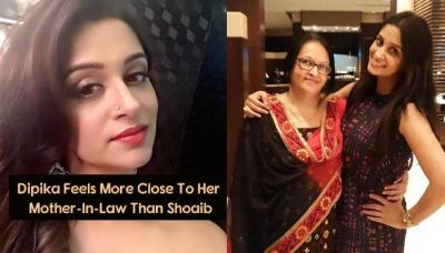 Dipika Kakar's Sweet Gesture For Her Saasu Maa Proves That She Is The Best 'Bahu' In Real Life Also
