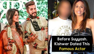 9 Yrs After Break Up, Kishwer Merchantt Spends Some Fun Time With Her Ex-Lover