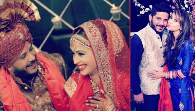 Newlyweds Dimple And Sunny Celebrated Their 1st Lohri In A Grand Style