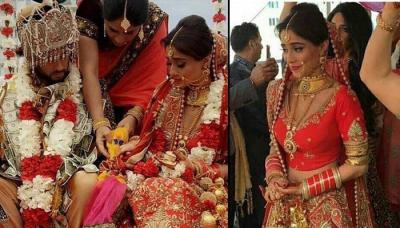 Somya Seth Aka Kaurwaki of 'Ashoka' Gets Hitched In A Secret Ceremony In The US