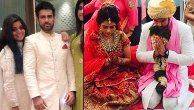 'Khichdi' Actor Amit Varma Ties The Knot With Girlfriend Jyoti Talreja