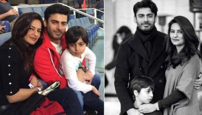 Fawad Khan's Wife, Sadaf Shares The First Picture Of Their Daughter Elayna