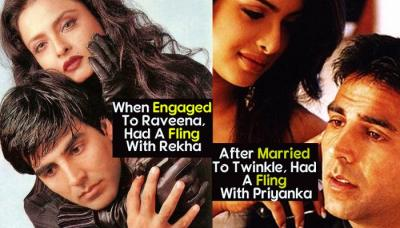 Truth Behind The Unfortunate Love Story Of Akshay And Raveena