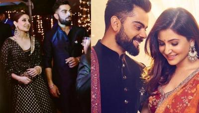 Confirmed! Anushka Sharma And Virat Kohli Got Officially Married Today