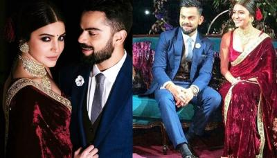 How Virat Congratulated Her Would-Be After Exchanging Rings Is What Every Girl Wishes