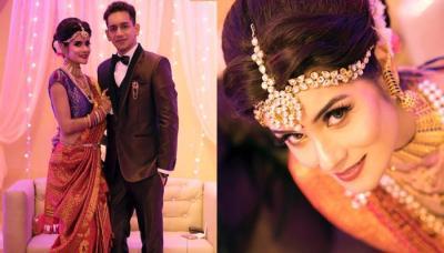 'Nayi Dulhan' Shamin Of 'Sanskar' Fame Shared The Sweetest Thing Her Hubby Did On Mehendi