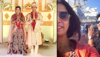 Famous 'Kyunki Saas Bhi Kabhi Bahu Thi' Actor Is Honeymooning At This Unusual Destination