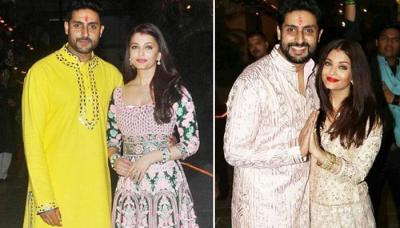 9 Cutesy Moments Of Abhishek Bachchan And Aishwarya Rai That Prove They Still Adore Each Other