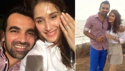 Sagarika Ghatge Finally Reveals How Zaheer Khan Proposed To Her