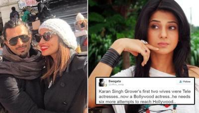 Karan Singh Grover Got Hilariously Trolled On Twitter Post Announcing Wedding With Bipasha Basu