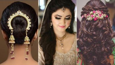 5 Trendy Hairstyle Ideas That Brides Can Try At Home After Wedding