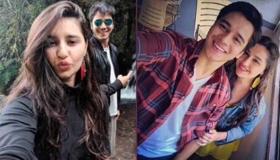 Anshuman malhotra and sanaya dating sim