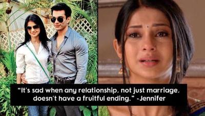 Karan Singh Grover Says Marrying Jennifer Winget Was A
