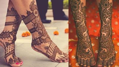 Mehndi For N Brides : 20 minimal mehendi designs for grooms to surprise their beautiful