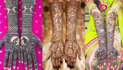 50 Gorgeous Back Mehendi Designs That Are Perfect For All Girls Who