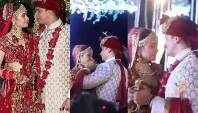 Unseen Video Of Yuvika Chaudhary-Prince Narula's Emotional Dance On The Song 'Dil Diyan Gallan'