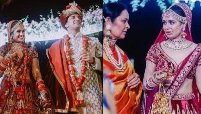 Prince Narula Hugging Yuvika Chaudhary's Mom On The Vidai Ceremony Leaves Her In Happy Tears