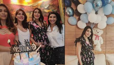 Karisma Kapoor's Ex-Husband, Sunjay Kapur's Wife Priya Sachdev's Second Baby Shower, Pics Inside