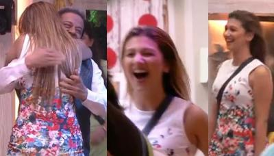 Jasleen Matharu Jumps With Happiness After Anup Ji Returns In The House, He Takes Her Class