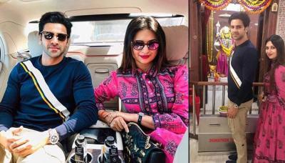 Divyanka Tripathi Dahiya And Vivek Dahiya Purchased Their First Luxurious Car, Pictures Inside