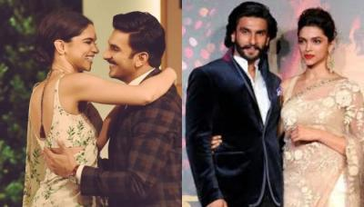 Deepika Padukone And Ranveer Singh Finally Confirm Their Marriage, Share Wedding Invite