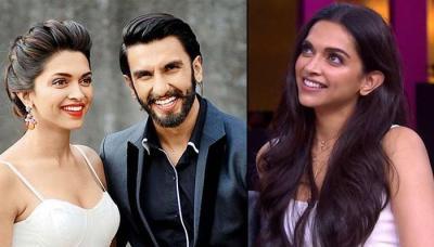 Deepika Padukone Talks About Her Relationship Of 'Six' Years With Ranveer Singh On Koffee With Karan