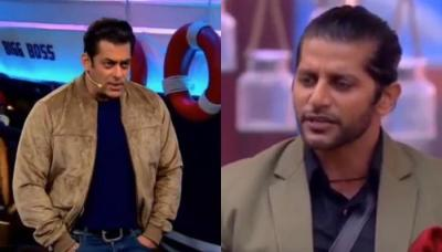 Salman Khan Lashes Out At Karanvir Bohra For Teejay's Open Letter, He Apologises For Her Act [VIDEO]