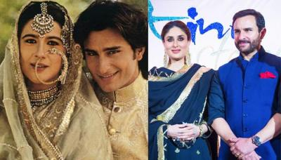 Saif Ali Khan Wrote A Letter To Ex-Wife Amrita Singh On The Day Of His Wedding With Kareena Kapoor