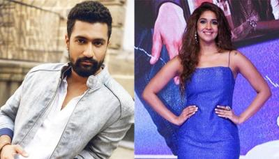 Vicky Kaushal Confirms His Love For Harleen Sethi, Sings A Rap Love Song For Her