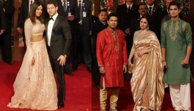 Priyanka-Nick, Sachin With Family, Guests Have Arrived For 'Isha Ki Grand Shaadi', Pics Inside