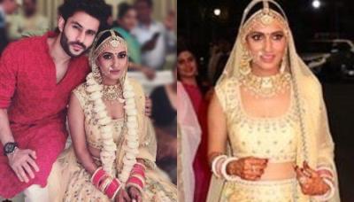 Ishqbaaaz Star Additi Gupta's First Look In Her Head-To-Toe Ivory Bridal Avatar, Looks Mesmerising