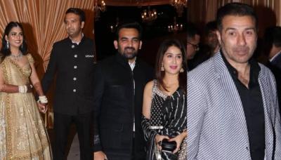 Isha Ambani-Anand Piramal's Reception Saw Many Bollywood Bigwigs Once Again Under The Same Sky