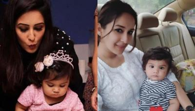 Chahatt Khanna Celebrates Youngest Daughter, Amaira Mirza's First Birthday With Great Pomp And Show