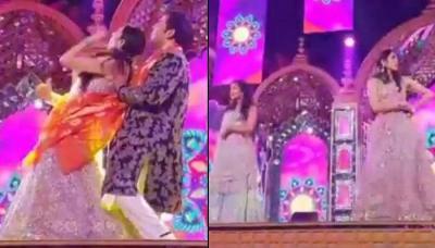 Akash Ambani-Shloka Mehta And Anant Ambani-Radhika Merchant Dance At Isha's Sangeet, Video Inside