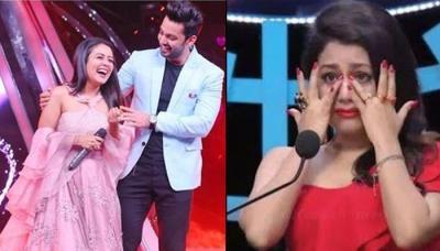 Neha Kakkar Breaks Down On The Sets Of Indian Idol 10, Amidst Her Break-Up News With Himansh Kohli