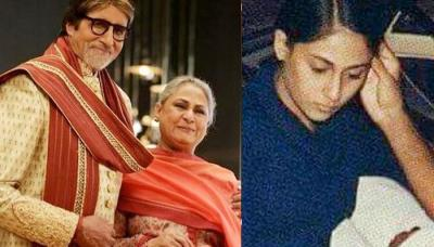Amitabh Bachchan Shares An Old Pic With Jaya Bachchan On Valentines With A Heartfelt Message