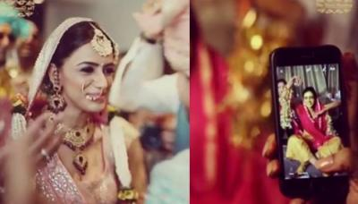 Smriti Khanna And Gautam Gupta's Wedding Teaser Is Out, The 'Kalira' Ceremony Was The Best