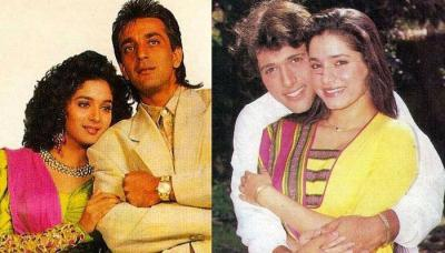 Divya Bharti And Sajid Nadiadwala's Love Story: An Eternal