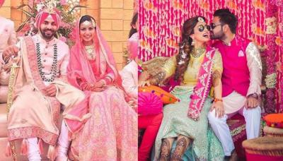 b58d6f6ae2 Forget Brides, Check Out These Real Grooms Flaunting Their Pink Wedding  Attires