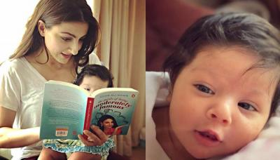 Soha Ali Khan Reveals The One Thing She Has Learnt From Her 6-Month-Old Daughter Inaaya