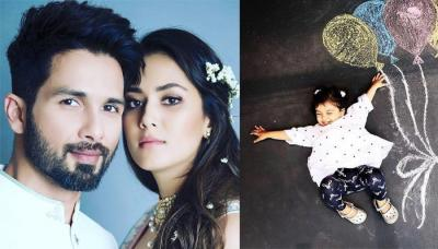 Shahid And Mira Take Misha's Help To Confirm Arrival Of Their Second Child Soon