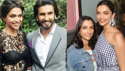 Amidst Wedding News, Deepika's Sister Anisha Started Following Alleged Jiju Ranveer On Instagram