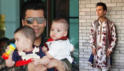 Karan Johar Turns 46, Talks About Finding A Life Partner After Becoming Dad To Twins, Yash And Roohi