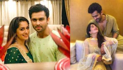 Newly-Weds Dipika Kakar And Shoaib Ibrahim Celebrated Their First Eid, Videos And Pics Inside!