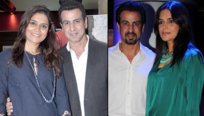 Married For 15 Yrs, Ronit Bose Roy Shares A Passionate Lip Lock With Wife Neelam Roy, Picture Inside